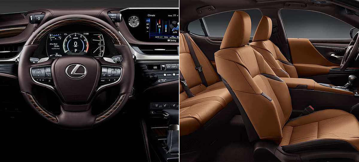 64 Great 2019 Lexus Es Interior History with 2019 Lexus Es Interior