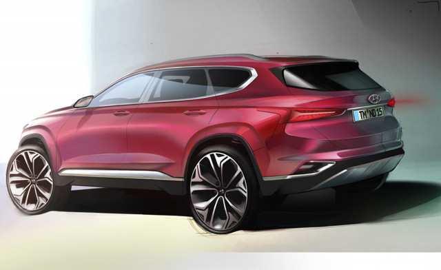 64 Great 2020 Hyundai Santa Fe Sport Overview by 2020 Hyundai Santa Fe Sport
