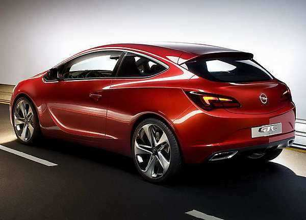 64 Great Opel Gtc 2019 Concept for Opel Gtc 2019