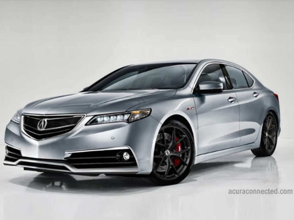 64 New 2019 Acura Tlx Rumors Configurations by 2019 Acura Tlx Rumors