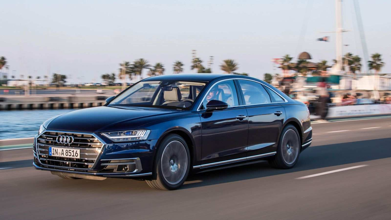 64 New 2019 Audi A8 L Picture by 2019 Audi A8 L