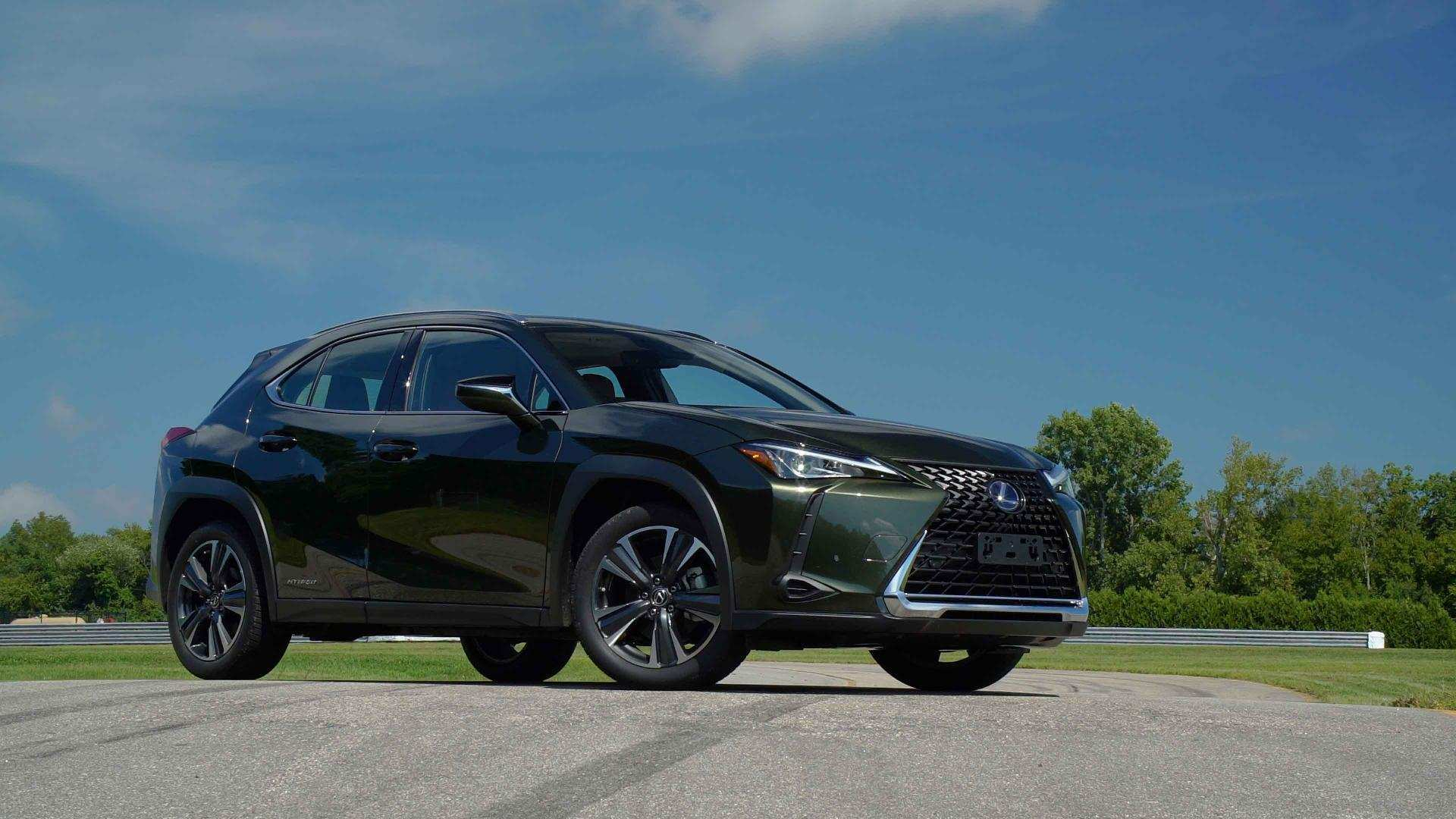 64 New 2019 Lexus Hatchback Overview for 2019 Lexus Hatchback