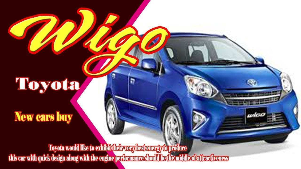 64 New 2019 Toyota Wigo Ratings for 2019 Toyota Wigo