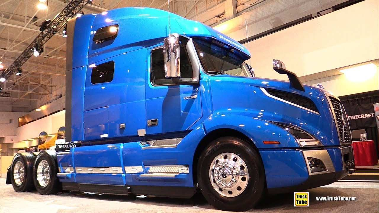 64 New 2019 Volvo 18 Wheeler Rumors by 2019 Volvo 18 Wheeler