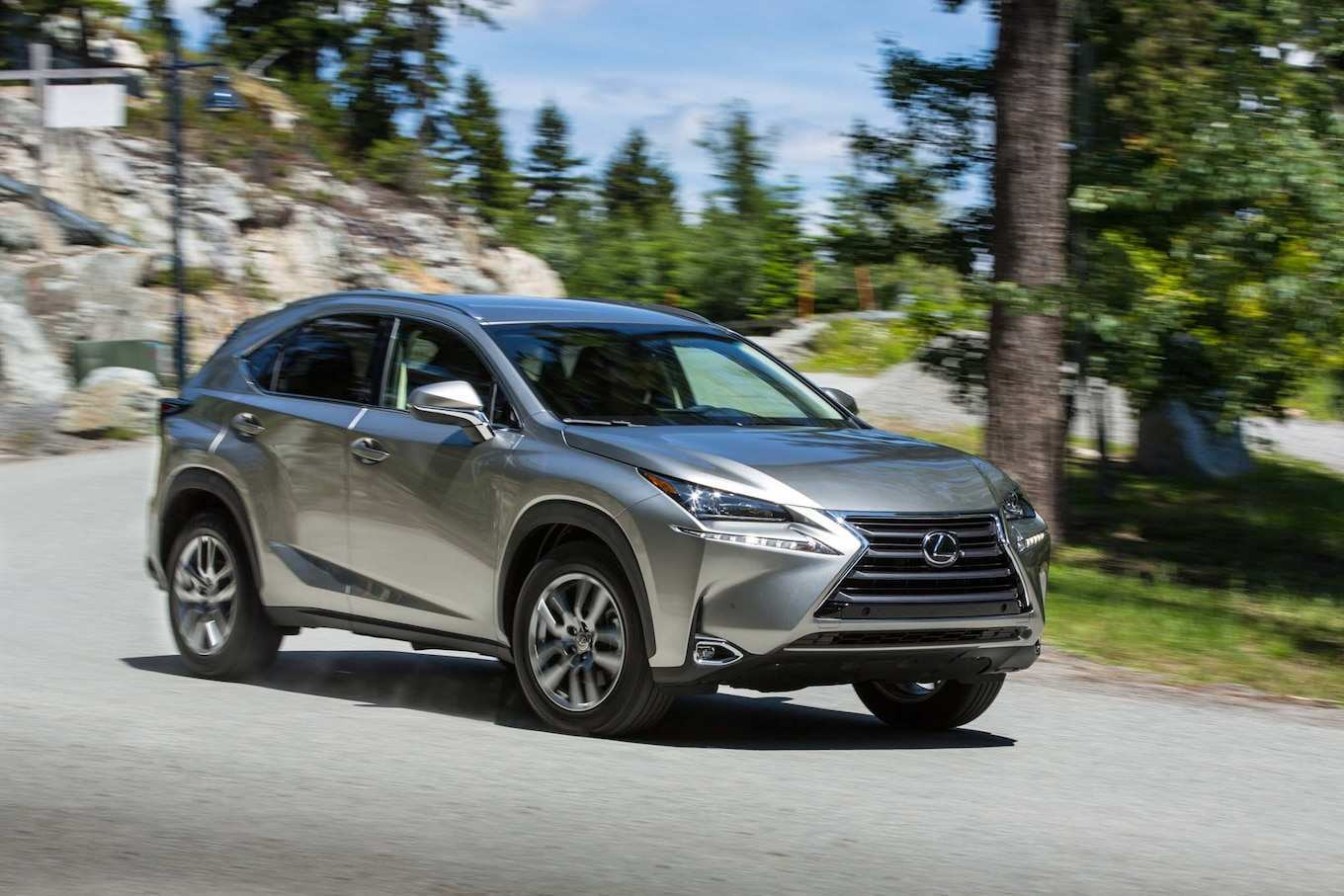 64 New 2020 Lexus Nx200 Overview by 2020 Lexus Nx200