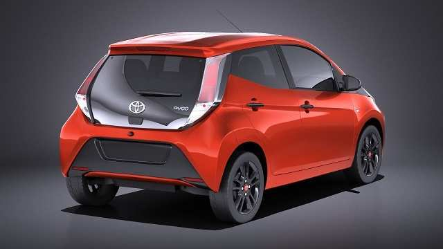 64 New Toyota Aygo 2020 Release with Toyota Aygo 2020