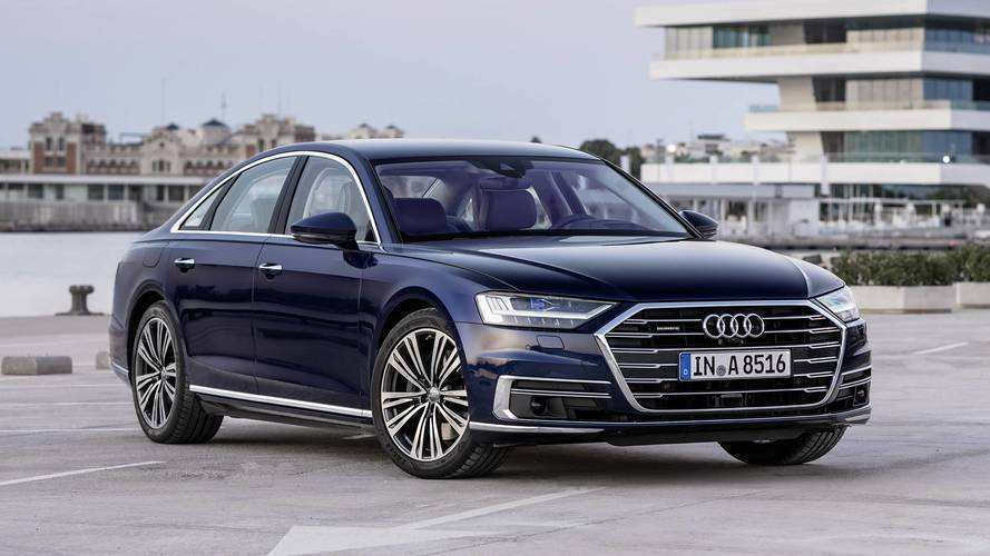 64 The 2019 Audi A8 Debut Configurations for 2019 Audi A8 Debut