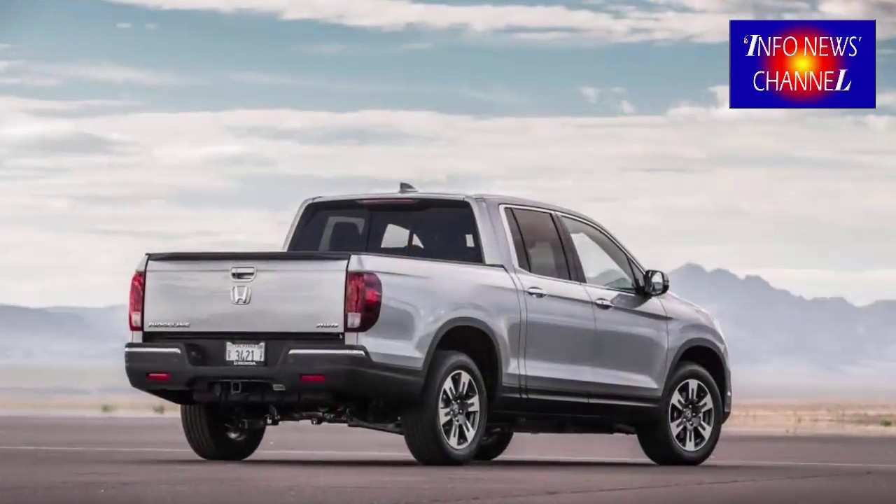64 The 2019 Honda Ridgeline Changes Research New by 2019 Honda Ridgeline Changes
