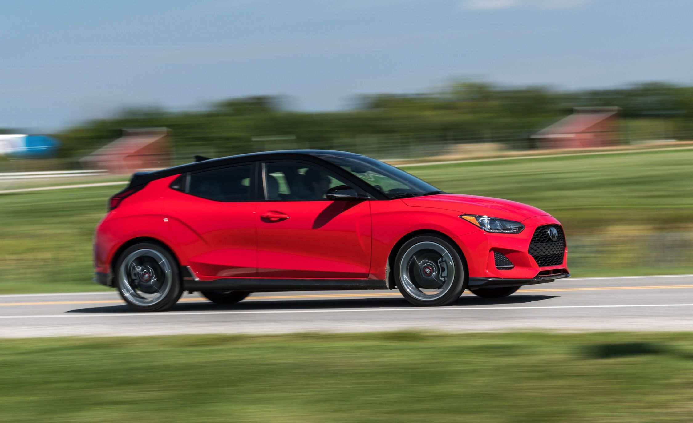 64 The 2019 Hyundai Veloster Turbo Review New Concept with 2019 Hyundai Veloster Turbo Review