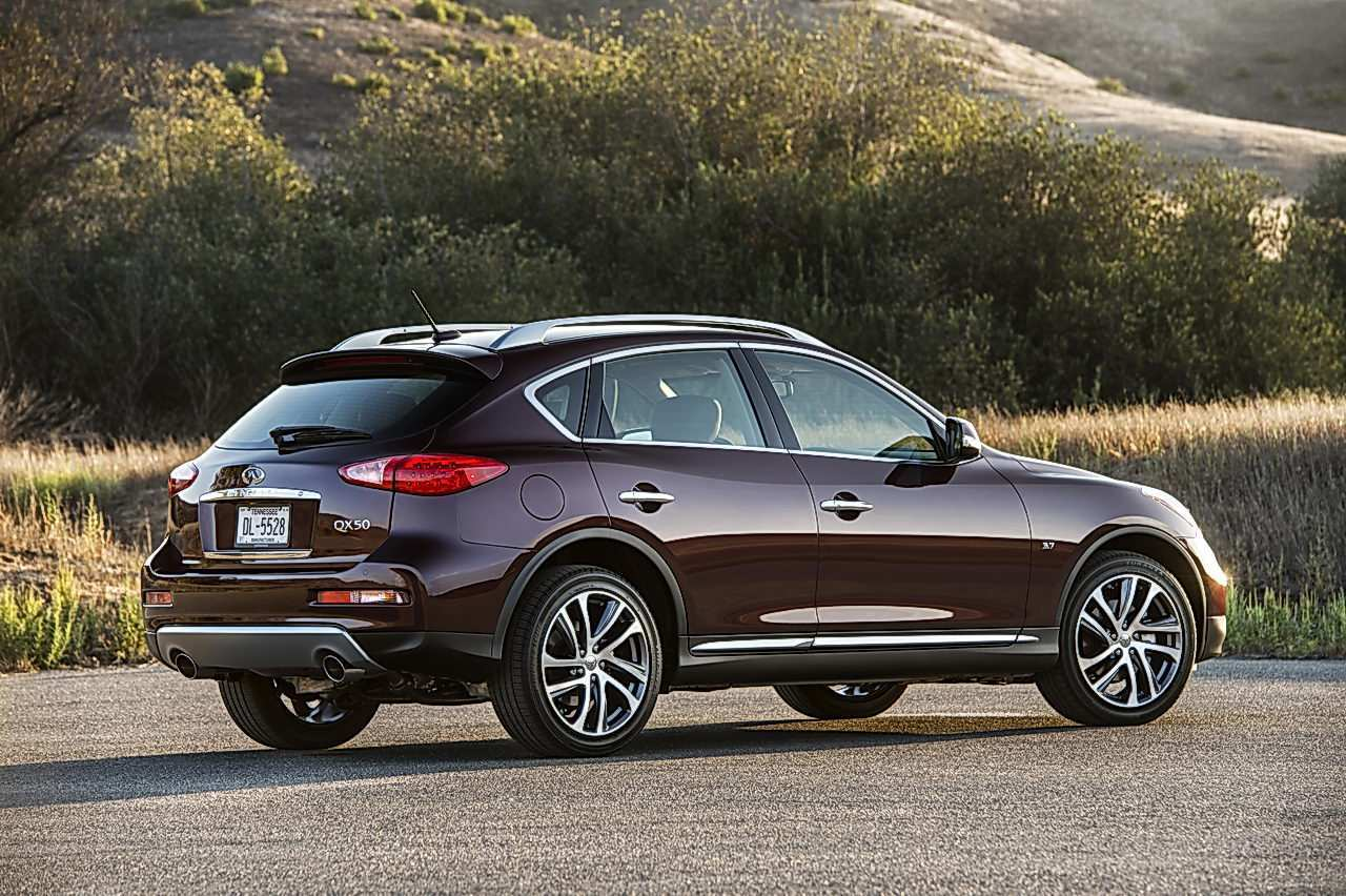 64 The 2019 Infiniti Qx50 Crossover First Drive by 2019 Infiniti Qx50 Crossover