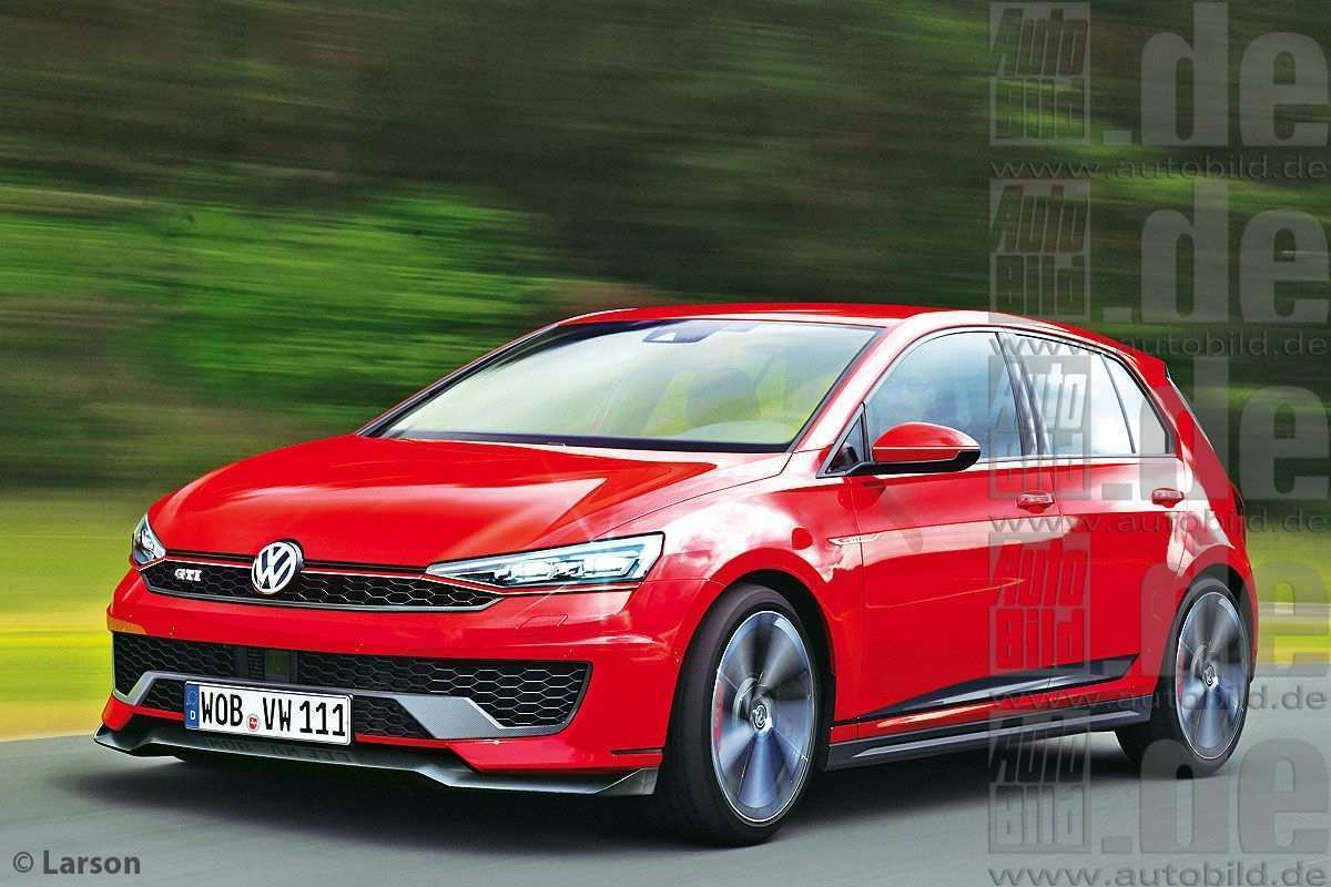 64 The 2019 Volkswagen Gti Release Date Redesign and Concept by 2019 Volkswagen Gti Release Date