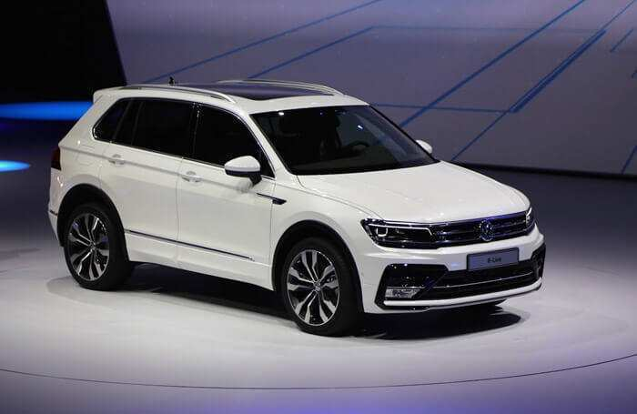 64 The 2019 Volkswagen Tiguan Review Concept for 2019 Volkswagen Tiguan Review