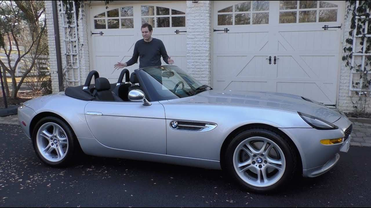 64 The 2020 Bmw Z8 First Drive for 2020 Bmw Z8