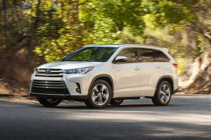 64 The 2020 Toyota Kluger Style by 2020 Toyota Kluger