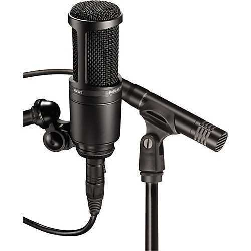 64 The Audio Technica 2020 Model with Audio Technica 2020