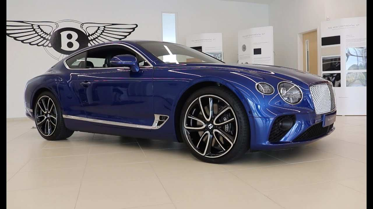 65 All New 2019 Bentley Continental Reviews for 2019 Bentley Continental