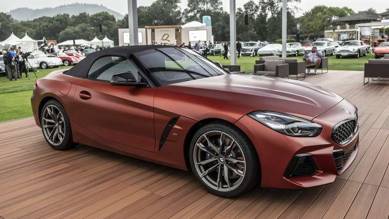 65 All New 2019 Bmw Z4 Research New for 2019 Bmw Z4