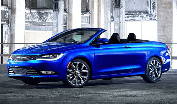 65 All New 2019 Chrysler 200 Convertible Images with 2019 Chrysler 200 Convertible