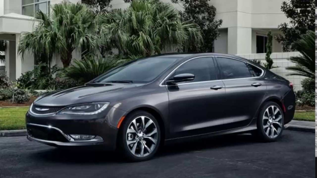 65 All New 2019 Chrysler 200 Redesign and Concept for 2019 Chrysler 200