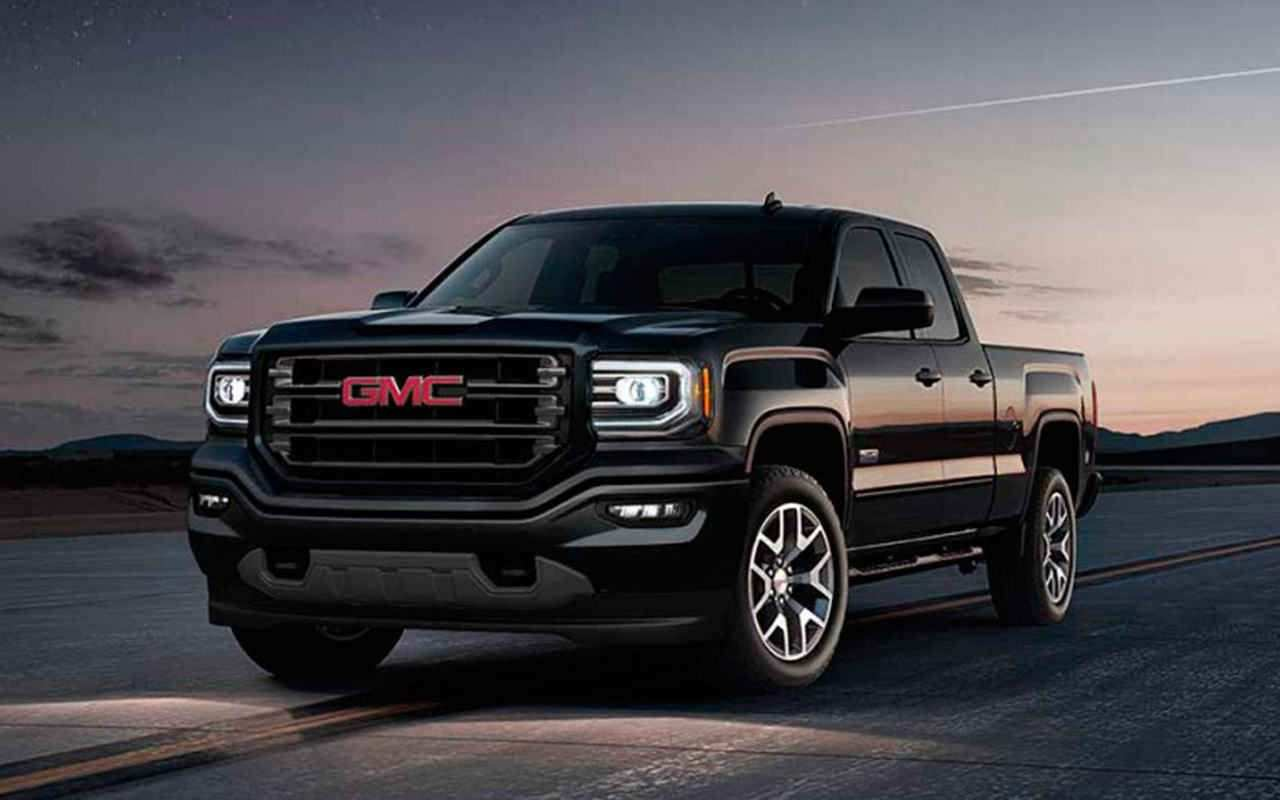 65 All New 2019 Gmc Concept New Review with 2019 Gmc Concept