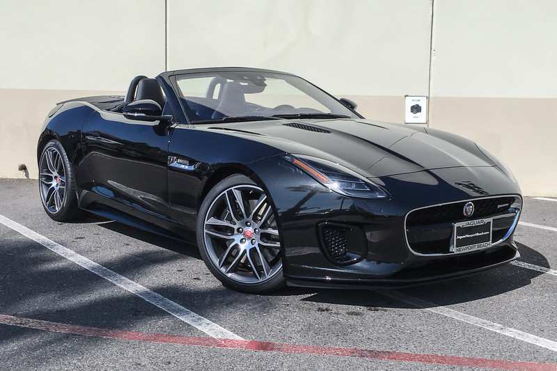 65 All New 2019 Jaguar F Type Convertible Exterior and Interior by 2019 Jaguar F Type Convertible