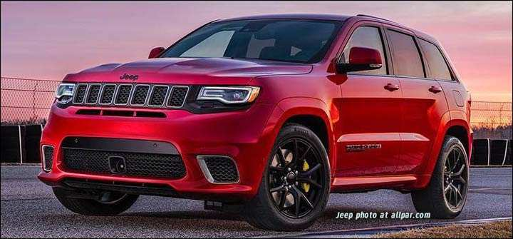 65 All New 2019 Jeep Hellcat New Review by 2019 Jeep Hellcat