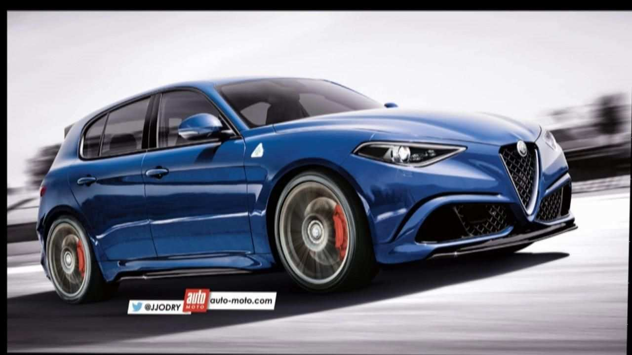65 Best Review 2019 Alfa Romeo Giulietta Concept for 2019 Alfa Romeo Giulietta