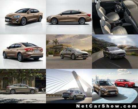 65 Best Review 2019 Ford Focus Sedan 2 Release with 2019 Ford Focus Sedan 2