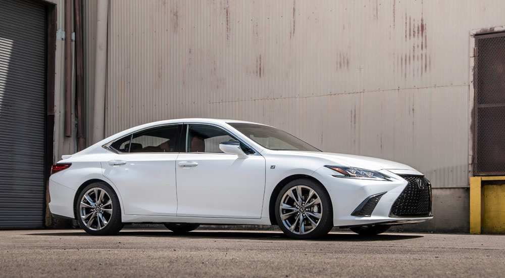 65 Best Review 2019 Lexus Es 350 F Sport Reviews by 2019 Lexus Es 350 F Sport