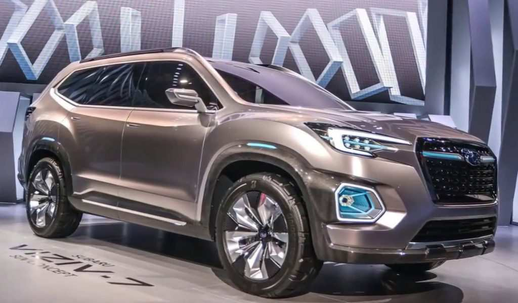65 Best Review 2019 Subaru Viziv Pickup Spesification for 2019 Subaru Viziv Pickup