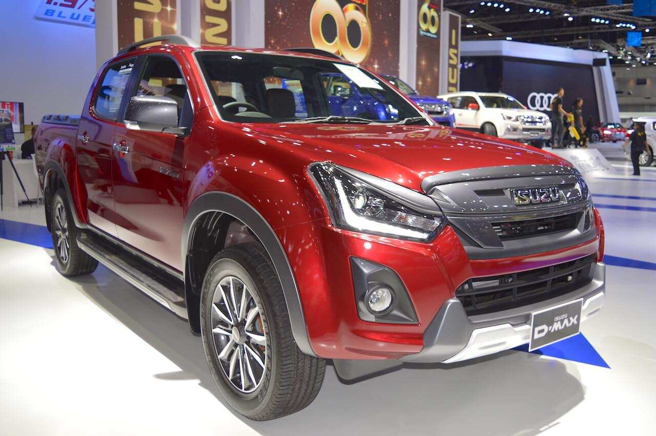 65 Best Review 2020 Isuzu Redesign and Concept for 2020 Isuzu