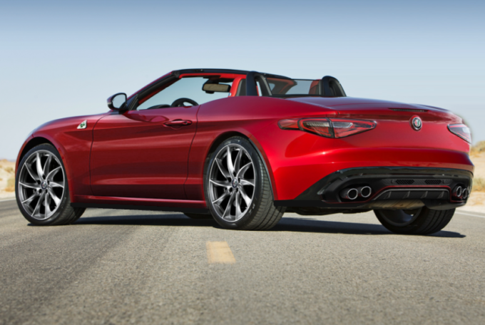 65 Best Review Alfa Spider 2020 Picture with Alfa Spider 2020