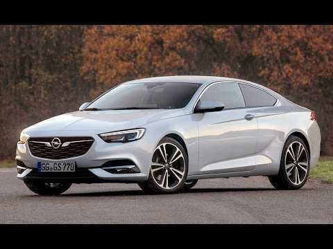 65 Best Review Opel Coupe 2019 Interior with Opel Coupe 2019
