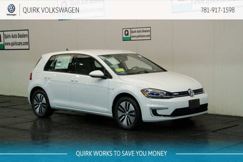 65 Concept of 2019 Vw E Golf Redesign with 2019 Vw E Golf