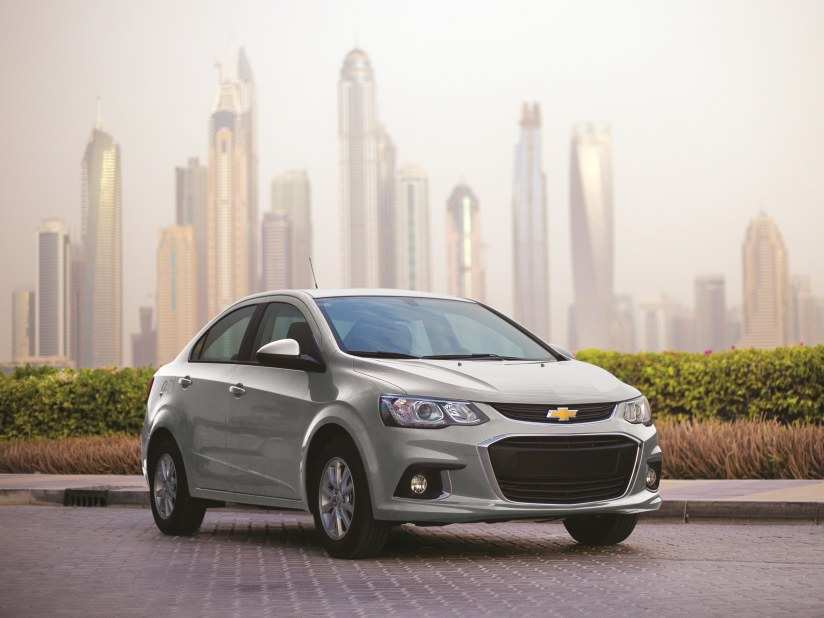 65 Concept of Chevrolet Aveo 2019 Specs for Chevrolet Aveo 2019