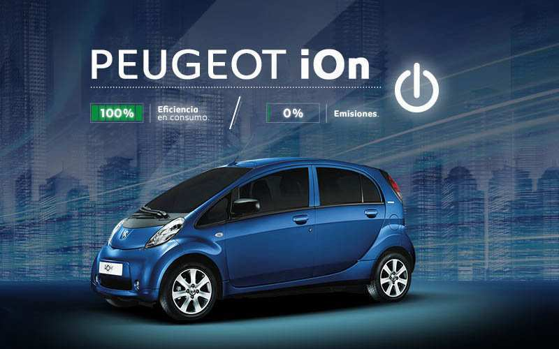 65 Concept of Peugeot Ion 2019 Review for Peugeot Ion 2019