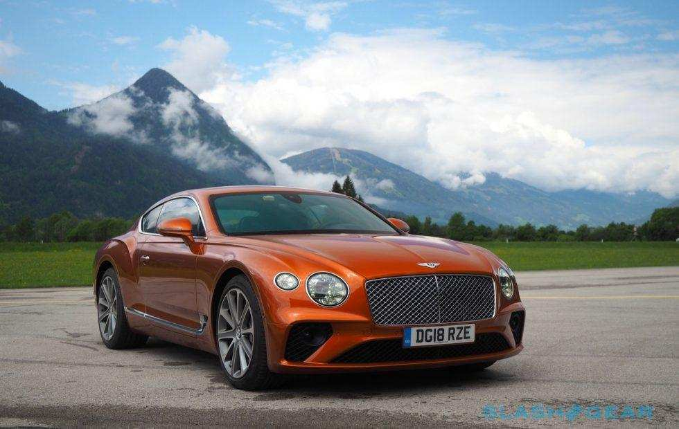 65 Gallery of 2019 Bentley Continental Overview by 2019 Bentley Continental
