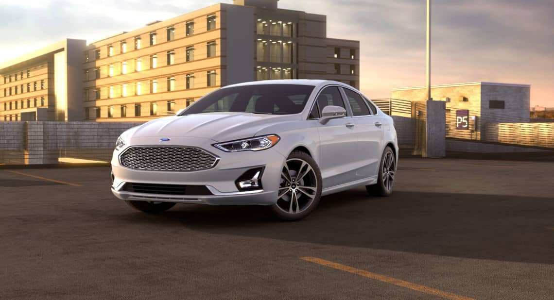 65 Gallery of 2019 Ford Hybrid Performance for 2019 Ford Hybrid