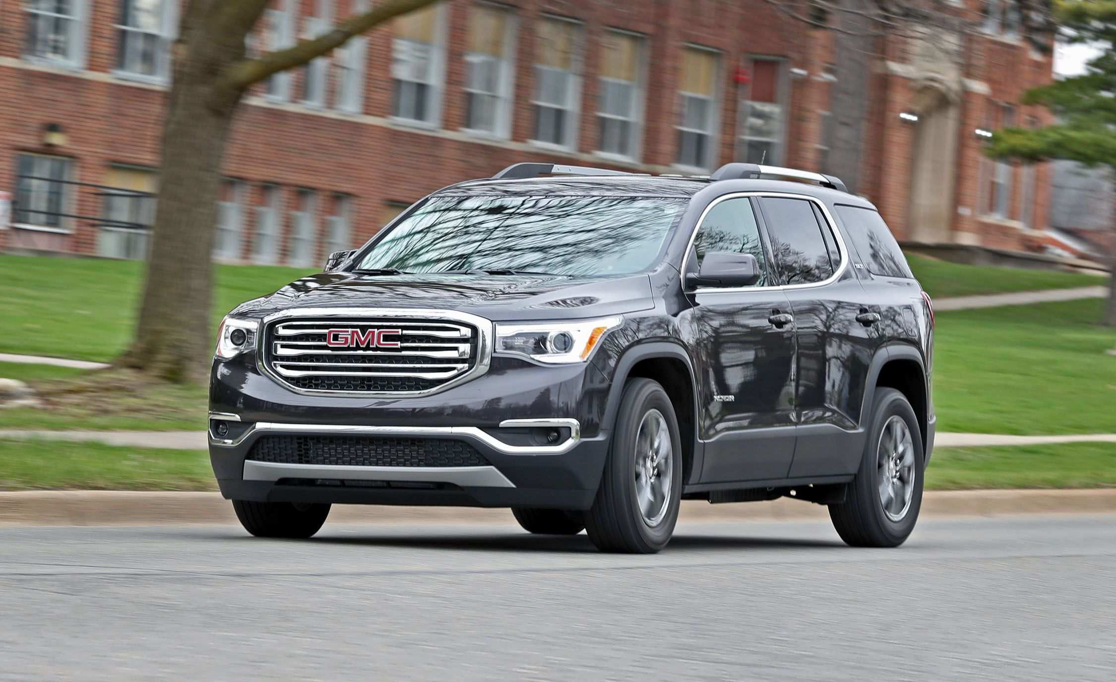 65 Gallery of 2019 Gmc Acadia 9 Speed Transmission Configurations with 2019 Gmc Acadia 9 Speed Transmission