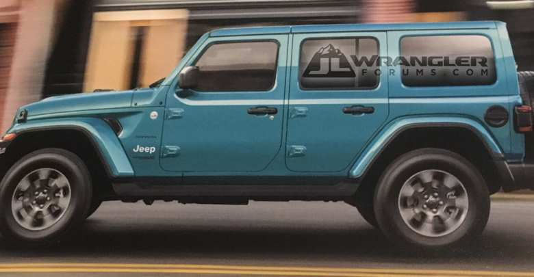 65 Gallery of 2019 Jeep Jl Redesign for 2019 Jeep Jl