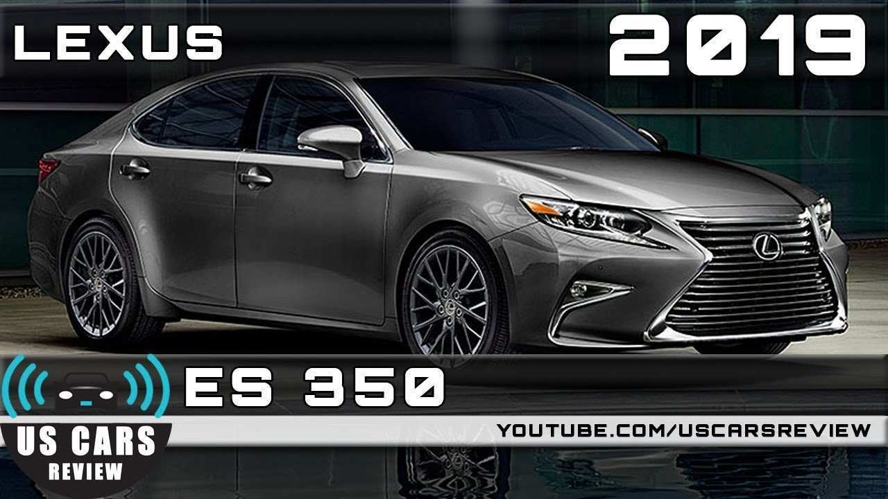 65 Gallery of 2019 Lexus Es Awd Redesign by 2019 Lexus Es Awd