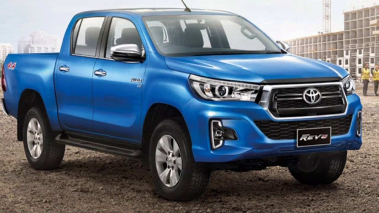 65 Gallery of 2019 Toyota Hilux Facelift Exterior for 2019 Toyota Hilux Facelift