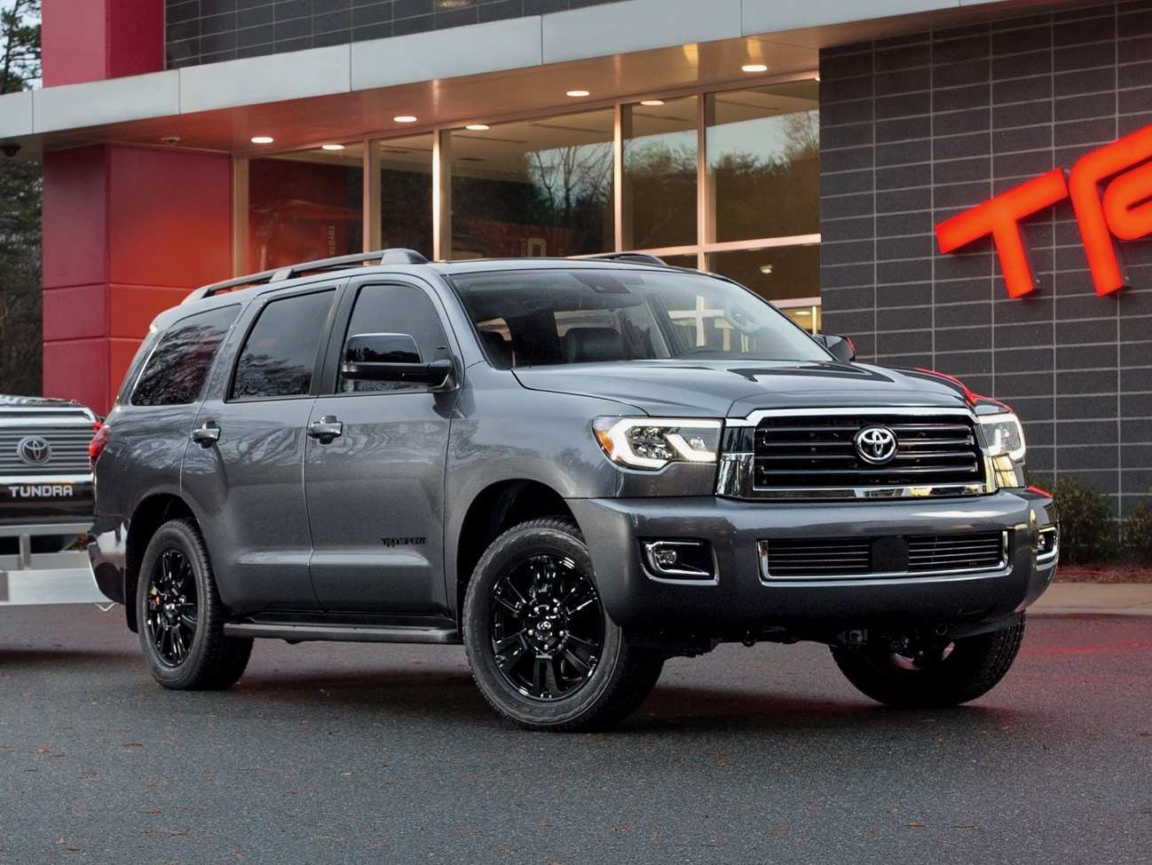 65 Gallery of 2019 Toyota Sequoia Review Interior with 2019 Toyota Sequoia Review