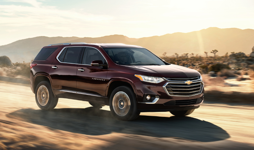 65 Gallery of 2020 Chevrolet Traverse Reviews with 2020 Chevrolet Traverse