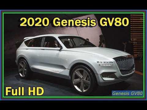 65 Gallery of 2020 Hyundai Genesis Suv Concept with 2020 Hyundai Genesis Suv