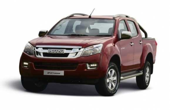 65 Gallery of Isuzu 1 9 2020 Configurations with Isuzu 1 9 2020