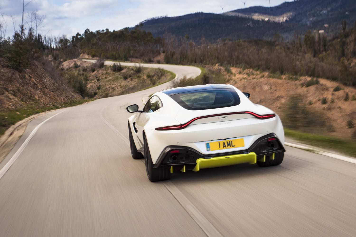 65 Great 2019 Aston Martin Vantage Speed Test by 2019 Aston Martin Vantage