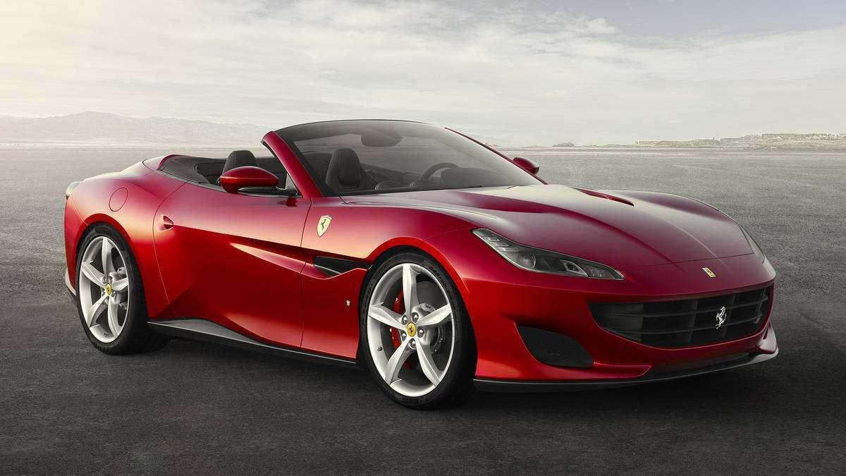 65 Great 2019 Ferrari California Interior with 2019 Ferrari California