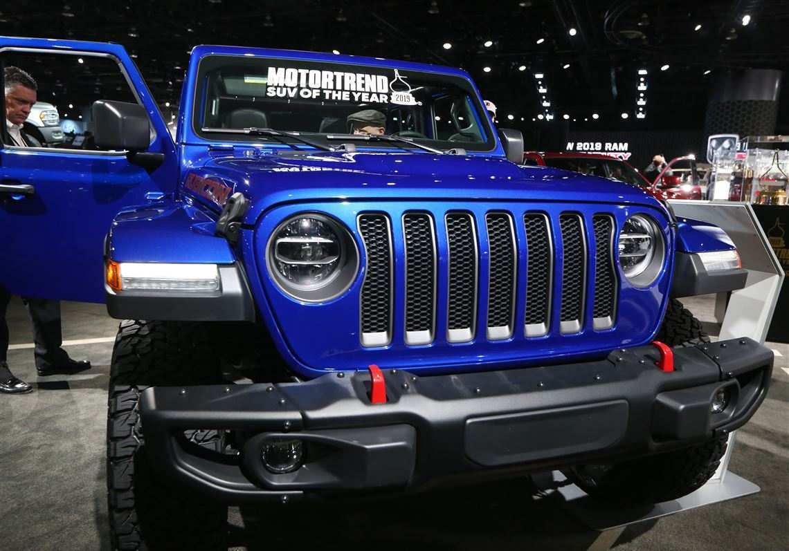 65 Great 2019 Jeep Wrangler Auto Show Prices by 2019 Jeep Wrangler Auto Show