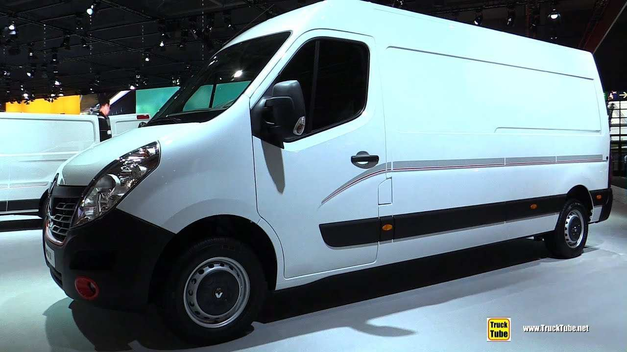 65 Great 2019 Renault Trafic New Concept by 2019 Renault Trafic